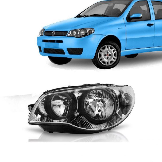 Fiat Palio Siena Strada Week Semioptica Crom Negra Der 05 D Nq Np 893359 Mlu30909331660 052019 F