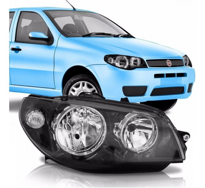 Fiat Palio Siena Strada Week Semioptica Negra Crom Der 05 D Nq Np 848129 Mlu32027058328 082019 F