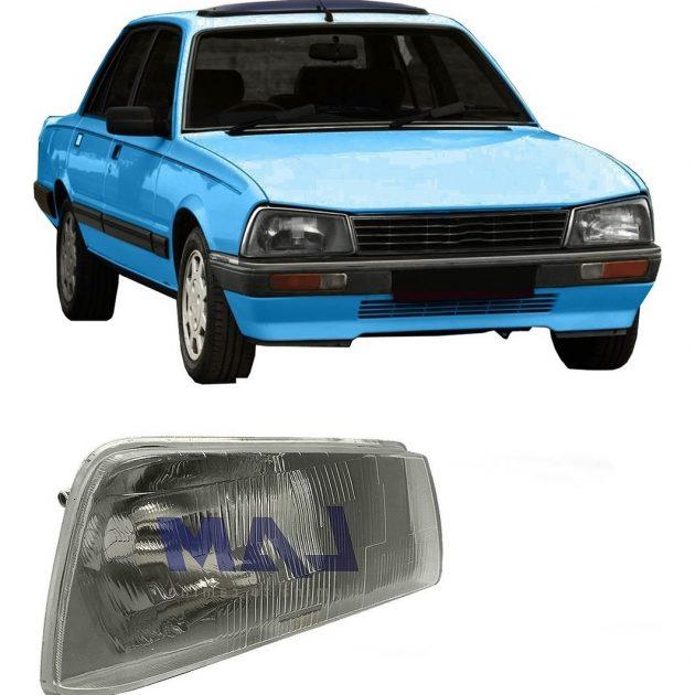Peugeot 505 Semioptica Izquierda D Nq Np 831537 Mlu41826216617 052020 F