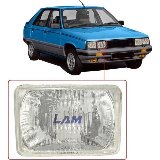 Renault 11 Semioptica Interior Derecha Izquierda D Nq Np 720778 Mlu41786270769 052020 F