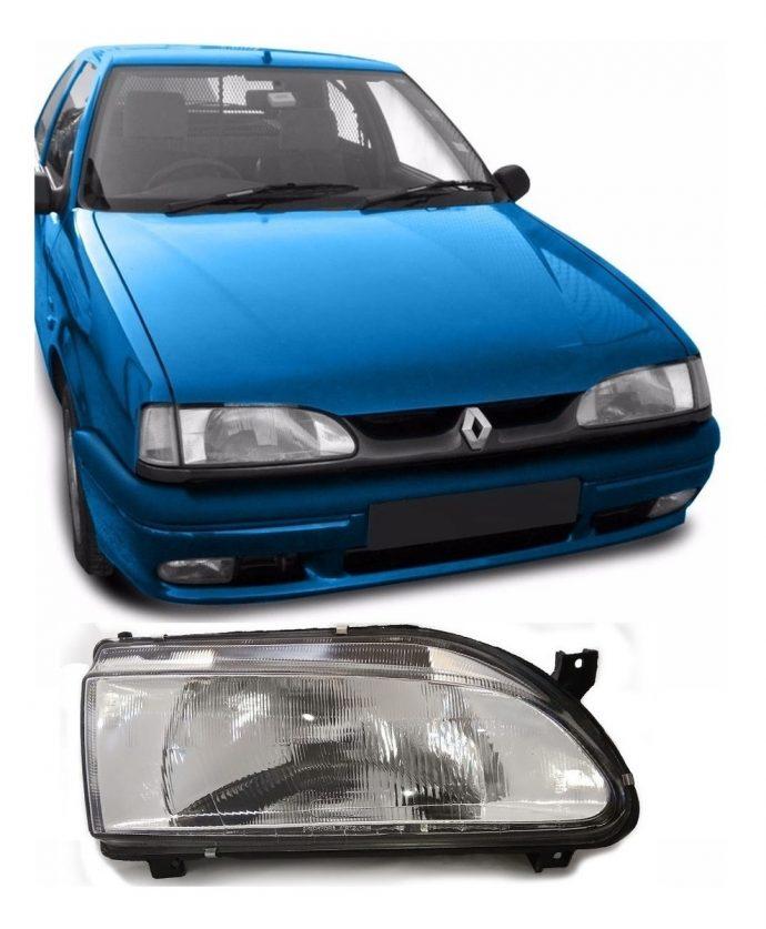 Renault 19 Semioptica Derecha D Nq Np 700620 Mlu31241092770 062019 F