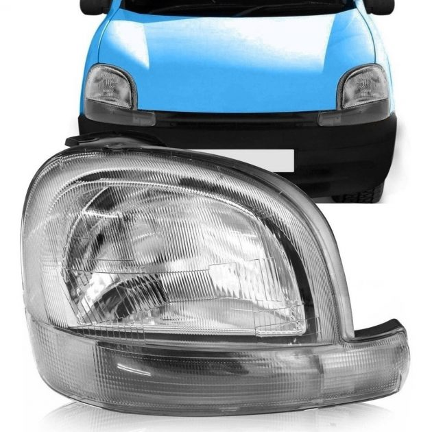 Renault Kangoo Semioptica Izquierda Cristal D Nq Np 779319 Mlu41800111190 052020 F