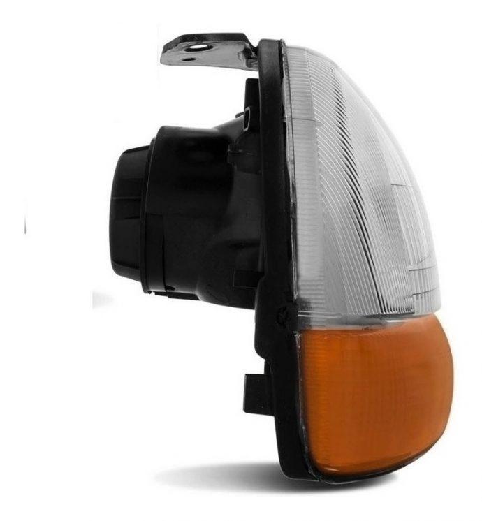 Semioptica Izquierda Ambar Renault Kangoo D Nq Np 629021 Mlu31639423380 072019 F