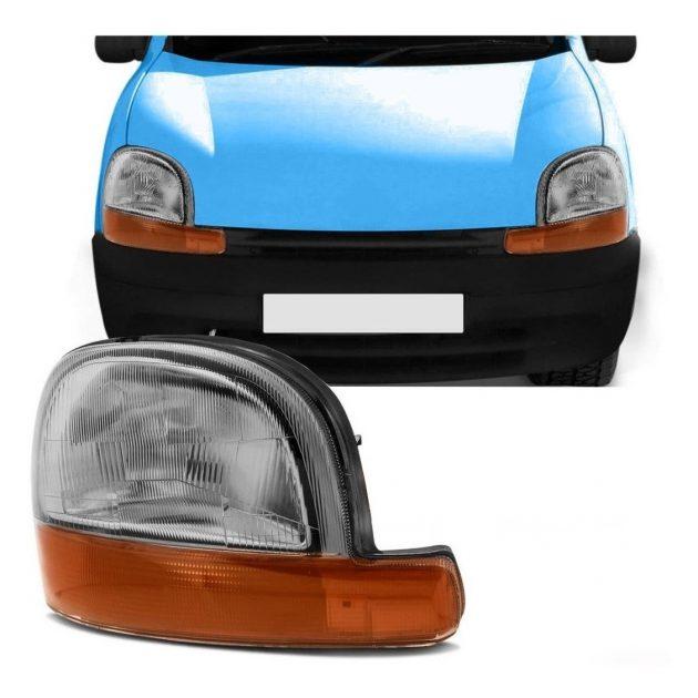 Semioptica Izquierda Ambar Renault Kangoo D Nq Np 832401 Mlu31639430307 072019 F