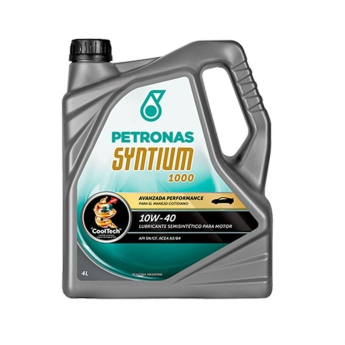 Aceite Semisintetico 10w40 Petronas 4l Syntium 1000 Nolin D Nq Np 984085 Mla31047965952 062019 F