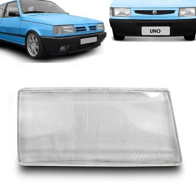 Farol Semioptica Fiat Uno Duna Fiorino Der De Vidrio 91 03 D Nq Np 655374 Mlu31241067416 062019 F