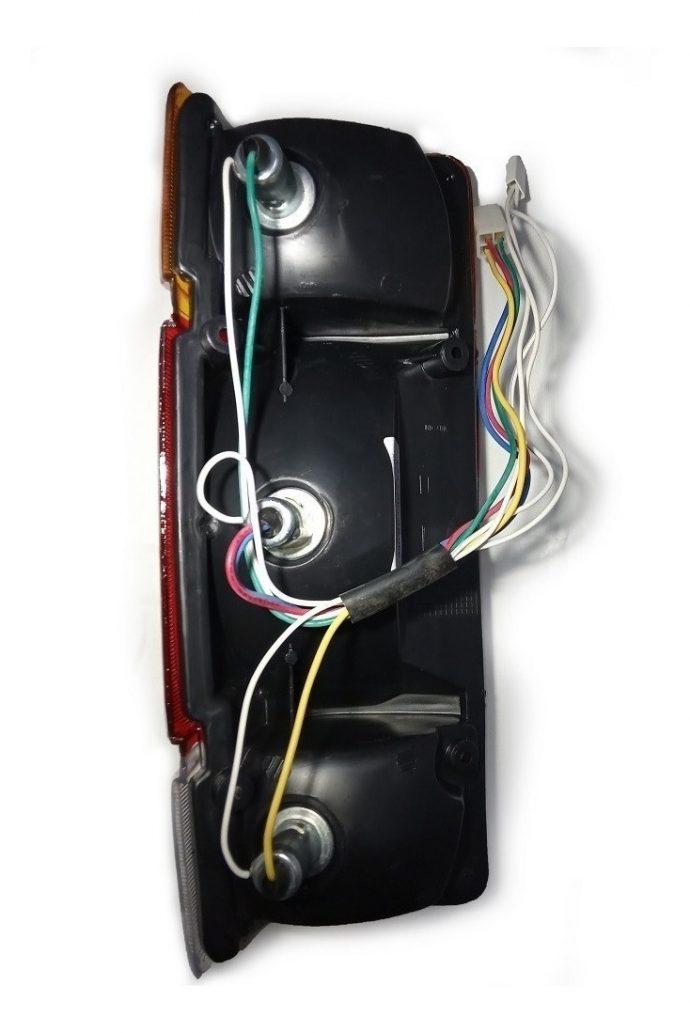 Farol Trasero Chevrolet C10 D20 Derecho Con Portalamparas D Nq Np 816722 Mlu31245695641 062019 F