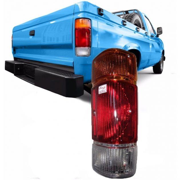 Farol Trasero Chevrolet C10 D20 Derecho Con Portalamparas D Nq Np 889034 Mlu31245697032 062019 F