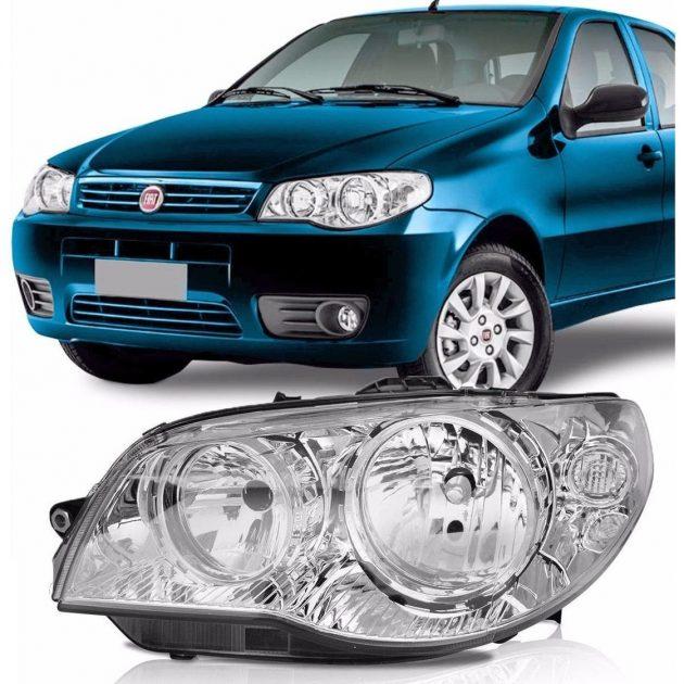 Fiat Palio Siena Strada Weekend Semioptica Cromada Izq 2005 D Nq Np 753842 Mlu31242621943 062019 F