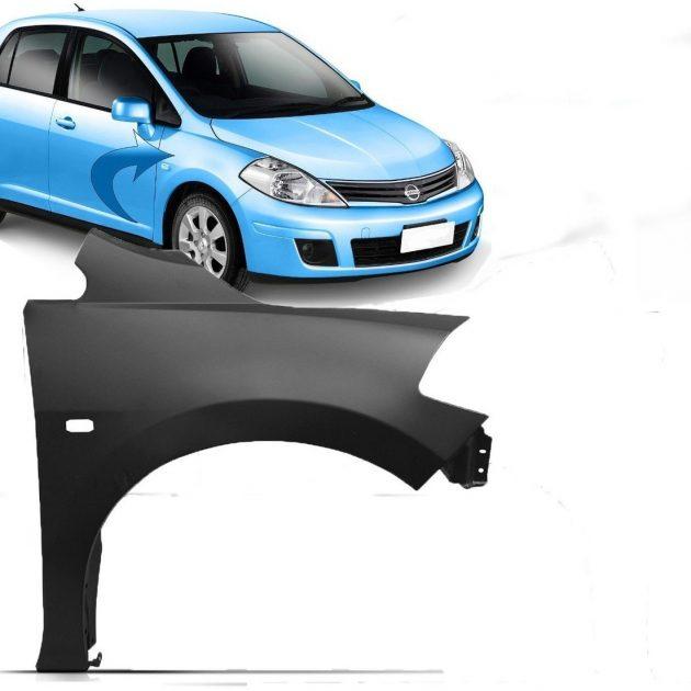 Nissan Tiida Guardabarros Derecho C Agujero Para Senalero D Nq Np 925746 Mlu31241057568 062019 F