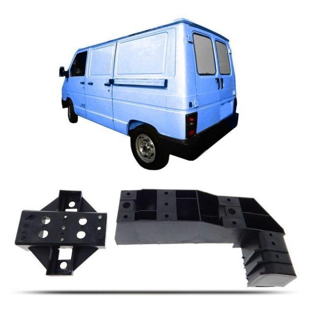 Renault Trafic Soporte Paragolpes Trasero Derecho Juego D Nq Np 740381 Mlu32464691995 102019 F