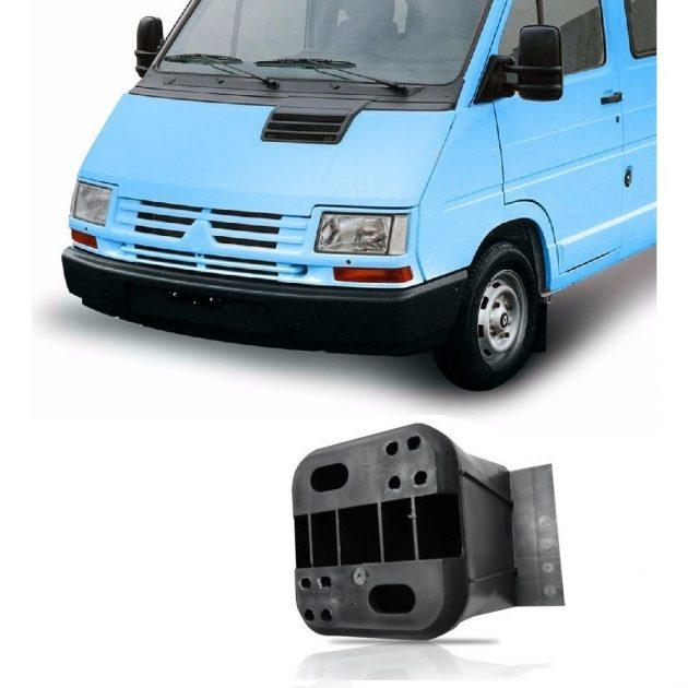 Renault Trafic Soporte Taco De Paragolpe Delantero Derecho D Nq Np 606685 Mlu32477874713 102019 F
