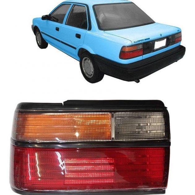 Toyota Corolla Farol Trasero Izquierdo 1988 1991 D Nq Np 917020 Mlu41972808026 052020 F