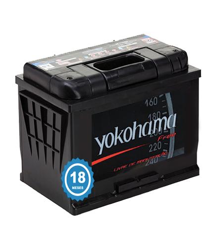 bateria 75 yokohama