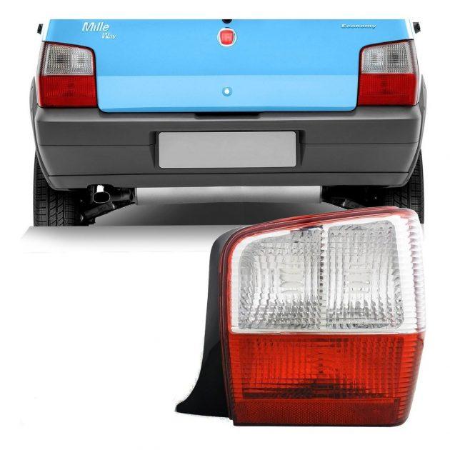 Fiat Uno Fire Farol Trasero Derecho 04 D Nq Np 931122 Mlu41635491721 052020 F