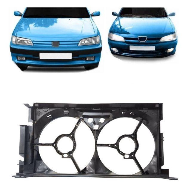Soporte De Electro Peugeot 306 Doble Electro 340mm D Nq Np 777673 Mlu40682458853 022020 F