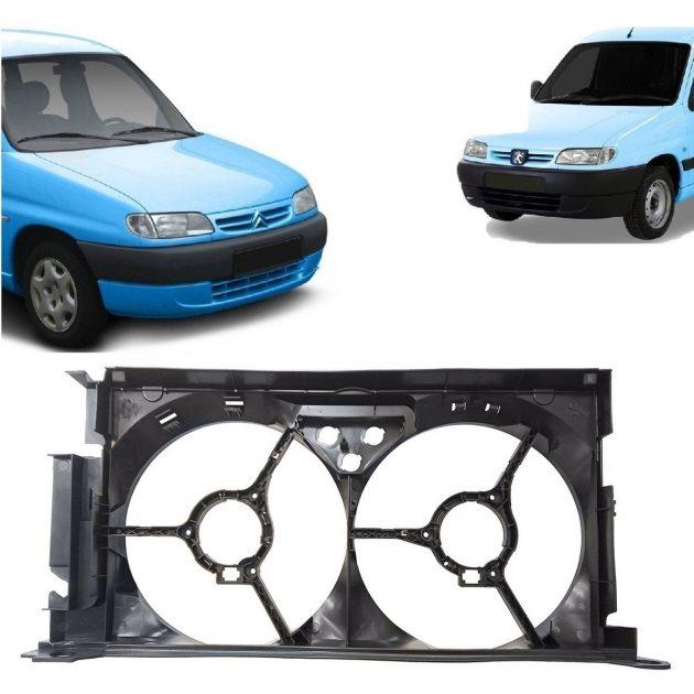 Soporte Electro Peugeot Partner Citroen Berlingo Doble 340mm D Nq Np 688234 Mlu40682204669 022020 F