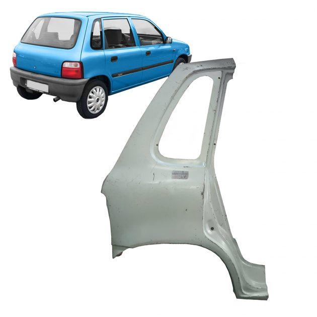 Suzuki Alto Lateral