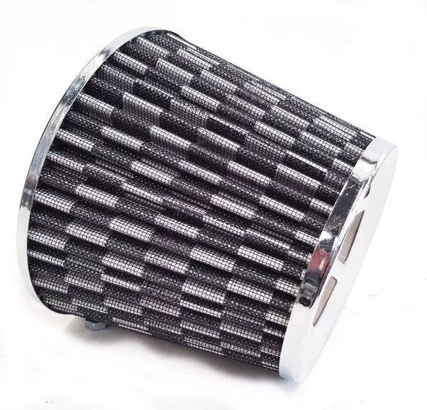 Filtro De Aire Bi Conico Competicion 63mm Gris Carbon Oregon D Nq Np 730108 Mlu29233419622 012019 F