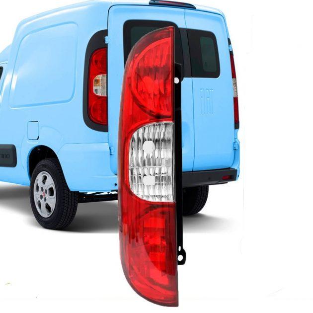 Lanterna Traseira Fiat Fiorino 2014 2015 Direita D Nq Np 880485 Mlb27201511776 042018 F